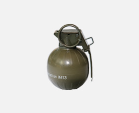 HAND GRENADE (LIGHT WEIGHT)